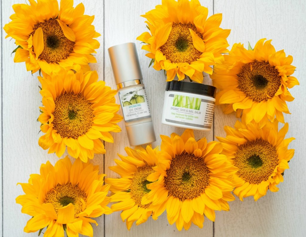 products containing sunflower oil