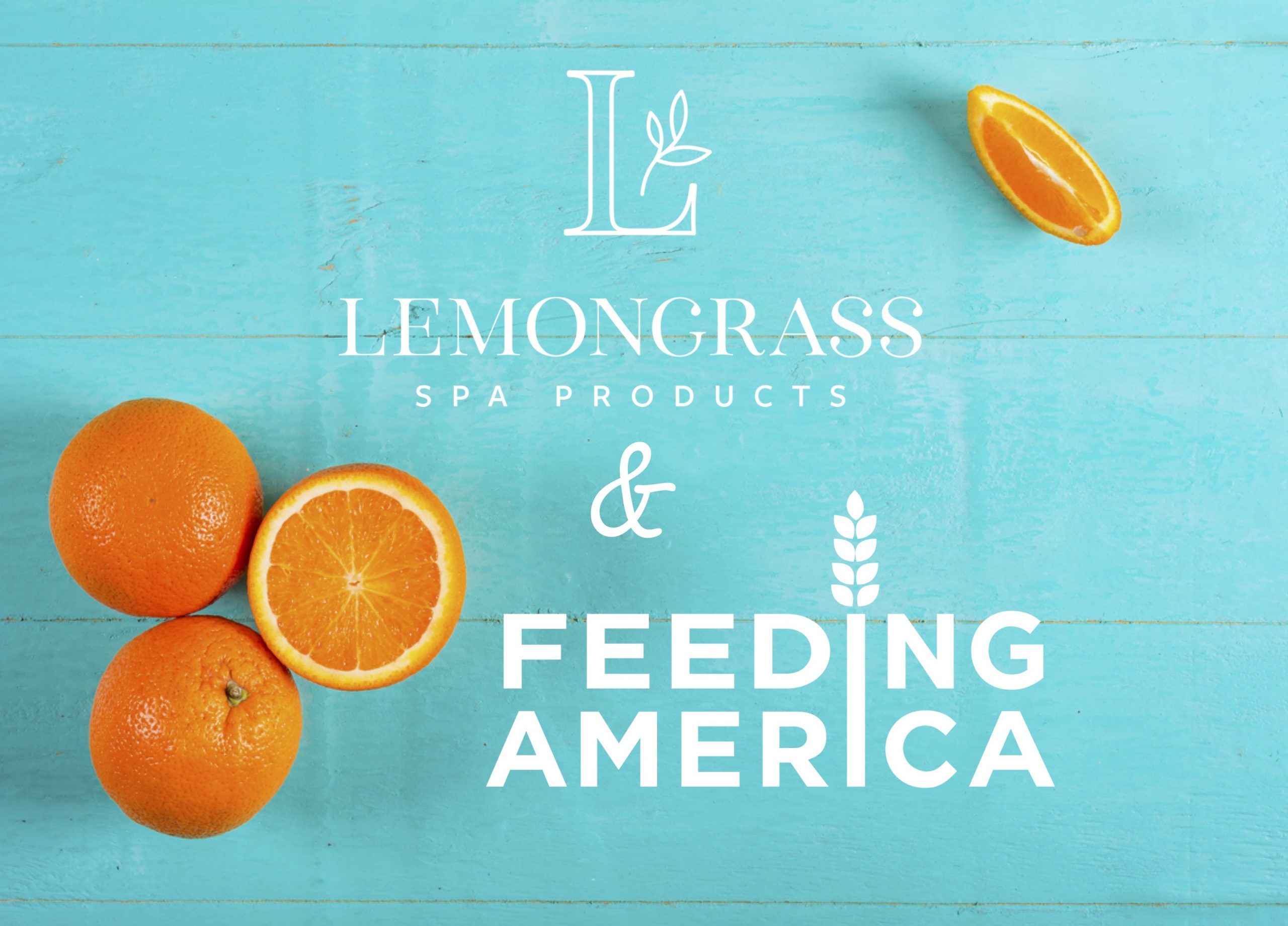 Lemongrass Spa Products Donates Tens of Thousands of Meals Across America